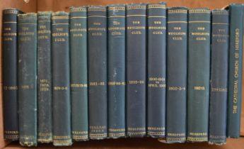 WOOLHOPE CLUB. Transactions of the Woolhope Naturalistic Field Club, 1852-65