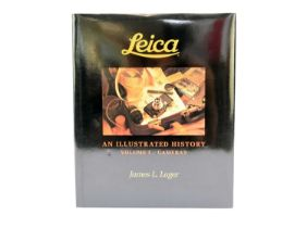 LAGER, James L, Leica, An Illustrated History