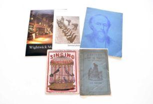 QUANTITY of art exhibition catalogues