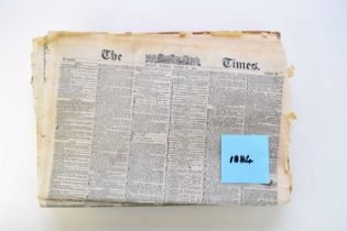 THE TIMES, a large quantity of Times newspapers