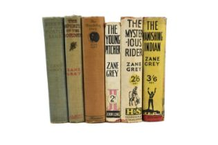 GREY, Zane, Riders of the Purple Sage. Grosset and Dunlap, New York, dated 1912