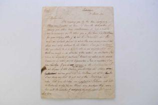 SMITH, Spencer (b.1770) British Ambassador
