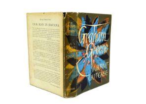GREENE, Graham, A BurntOut Case. Heinemann, 1st edition 1961