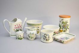 A quantity of Portmeirion 'Botanic Garden' table and decorative ware