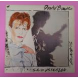 David Bowie Scary Monsters (and Super Creeps) Record
