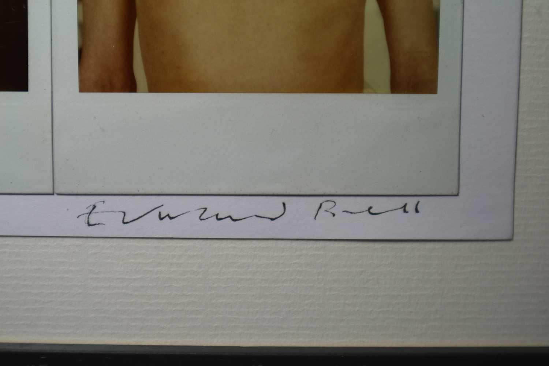 Edward Bell (British Contemporary) Polaroids from Tin Machine Photoshoot - Image 2 of 8