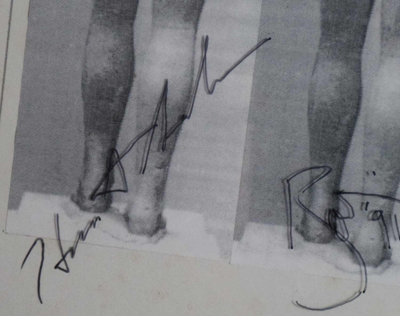 Edward Bell (British Contemporary) Tin Machine Album Cover Verso Design - Image 2 of 6