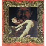 Edward Bell (British Contemporary) Book Illustration Montage