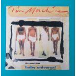 """Tin Machine Baby Universal 7"""" single"""