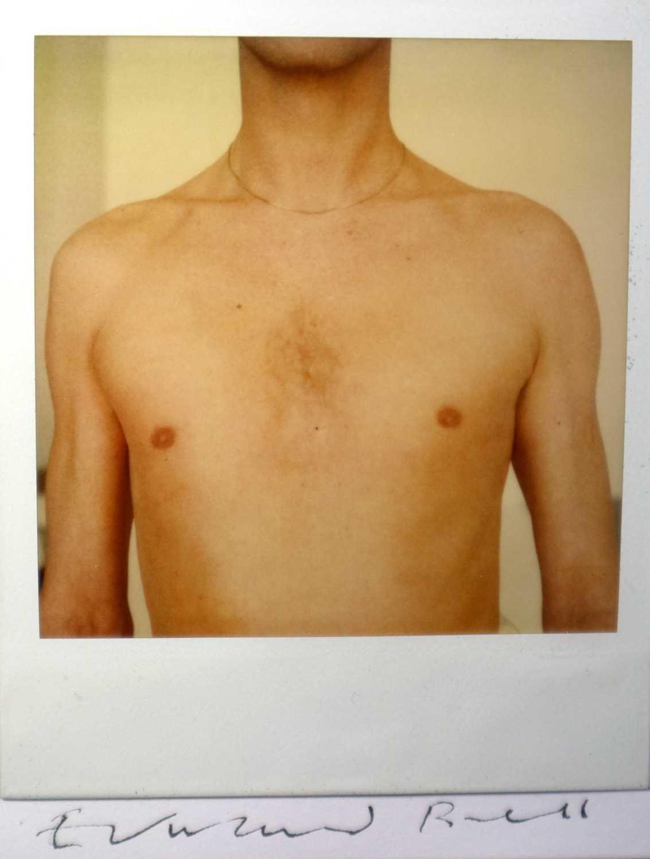 Edward Bell (British Contemporary) Polaroids from Tin Machine Photoshoot - Image 4 of 8
