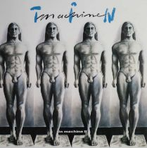 Edward Bell (British Contemporary) Tin Machine Album Cover Proof