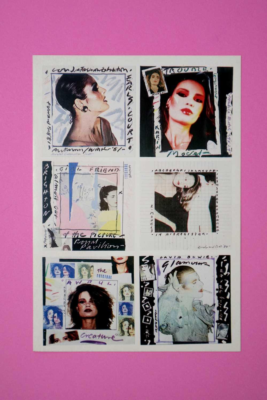 Edward Bell (British Contemporary) Postcard of Album Ideas
