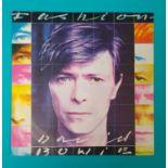 David Bowie Fashion Single Record