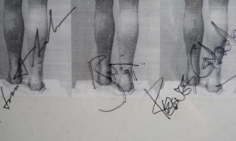 Edward Bell (British Contemporary) Tin Machine Album Cover Verso Design - Image 3 of 6