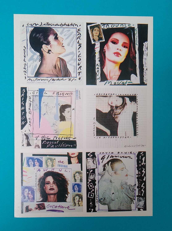 Edward Bell (British Contemporary) Postcard of Album Ideas - Image 4 of 4