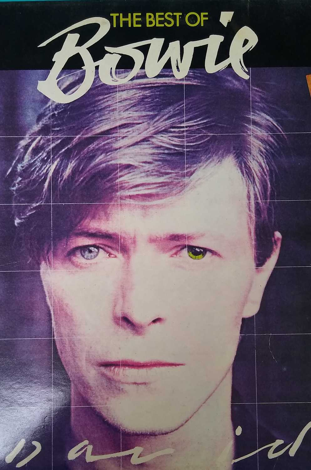 David Bowie - The Best of Bowie Album - Image 2 of 6