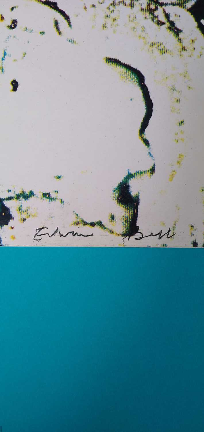 Edward Bell (British Contemporary) Signed Album Sleeves - Image 5 of 10
