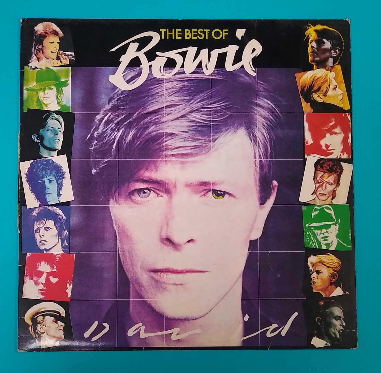 David Bowie - The Best of Bowie Album