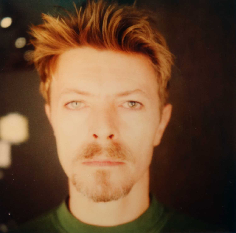 Edward Bell (British Contemporary) Polaroids from Tin Machine Photoshoot - Image 7 of 8