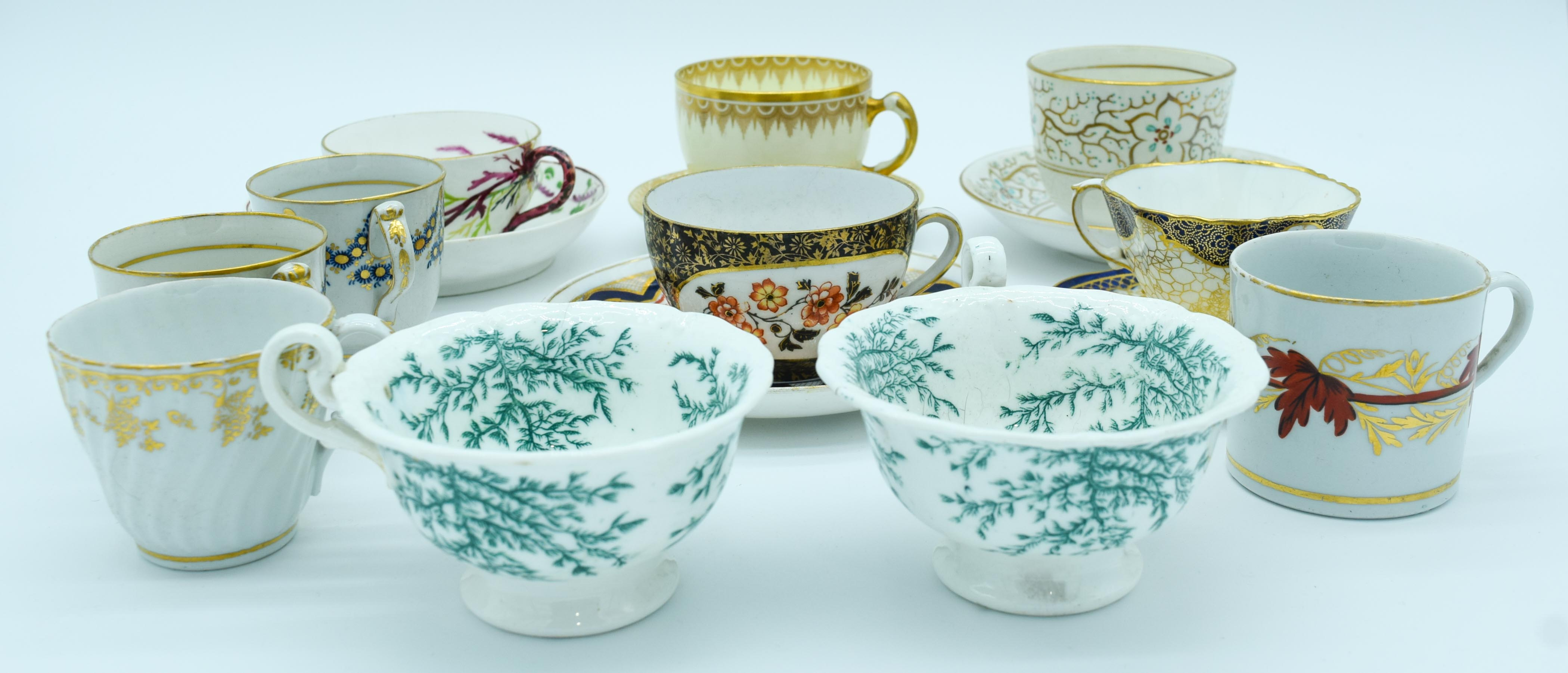 Collection of Tea and coffee cups Qty. - Image 2 of 5