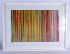 Jonathan Parsons (20th Century) Event Horizon, Lithograph, No 14 of 300. Image 52 cm x 72 cm.