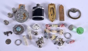 ASSORTED VINTAGE JEWELLERY. (qty)