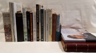A COLLECTION OF BOOKS: including; A selection of non-fiction book