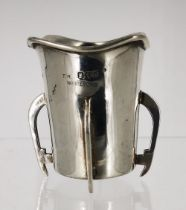 AN EARLY 20TH CENTURY IRISH SILVER METHER, Dublin, 1930/1931, T Weir and Sons, 6cm tall approx.