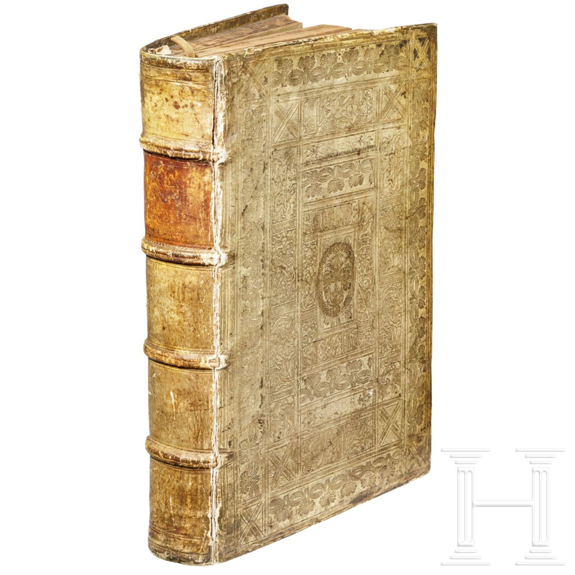 """Heinrich Rüxner - """"Thurnierbuch"""", Frankfurt am Main, 1566 - Bild 5 aus 7"""