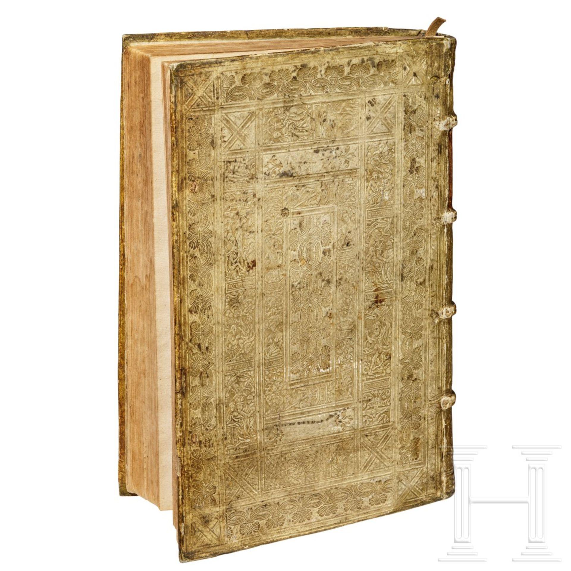"""Heinrich Rüxner - """"Thurnierbuch"""", Frankfurt am Main, 1566 - Bild 7 aus 7"""