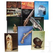Neun Sotheby's-Kataloge