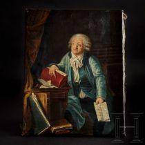 Portrait des Honoré Gabriel de Riqueti, Marquis de Mirabeau, um 1790