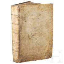 """Johannes Sleidanus, """"Warhafftige und Ordentliche Beschreibung..."""", Sammelband mit allen drei Teilen,"""