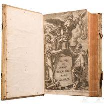 "Philipp Jakob Spener ""Operis heraldici"", Frankfurt/M. 1717"