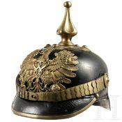 Helm der preußischen Gendarmerie, um 1890
