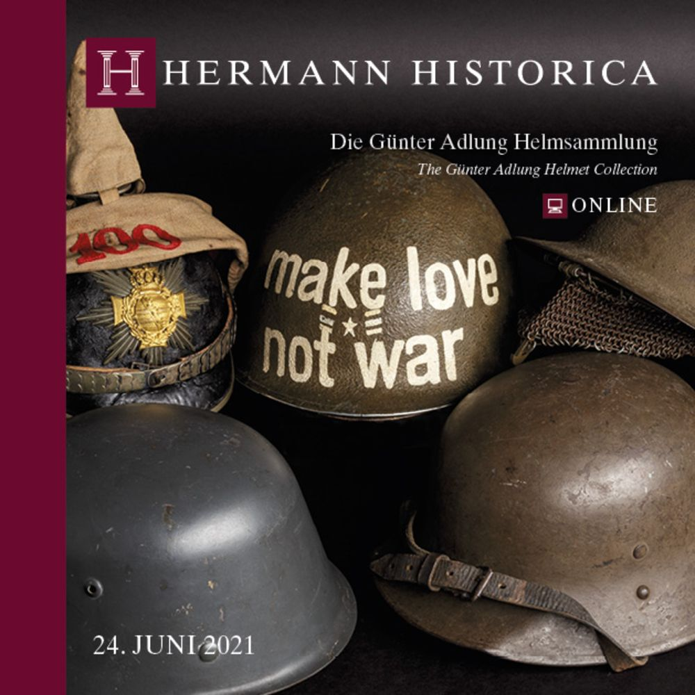 The Günter Adlung Helmet Collection