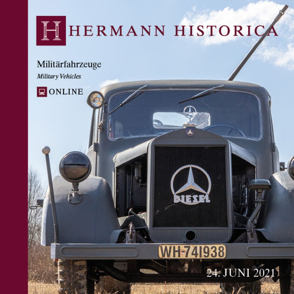 Military Vehicles - Hermann Historica