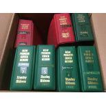 AUSTRALIA: BOX WITH 1960-2004 FDC IN SEV