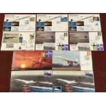 SIGNED COVERS: CONCORDE: 1990-2000 COVER