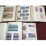 GB: BOX WITH 1952-83 COLLECTION IN FIVE