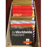 GB BOOKLETS: SMALL BOX WITH SELF-ADHESIV