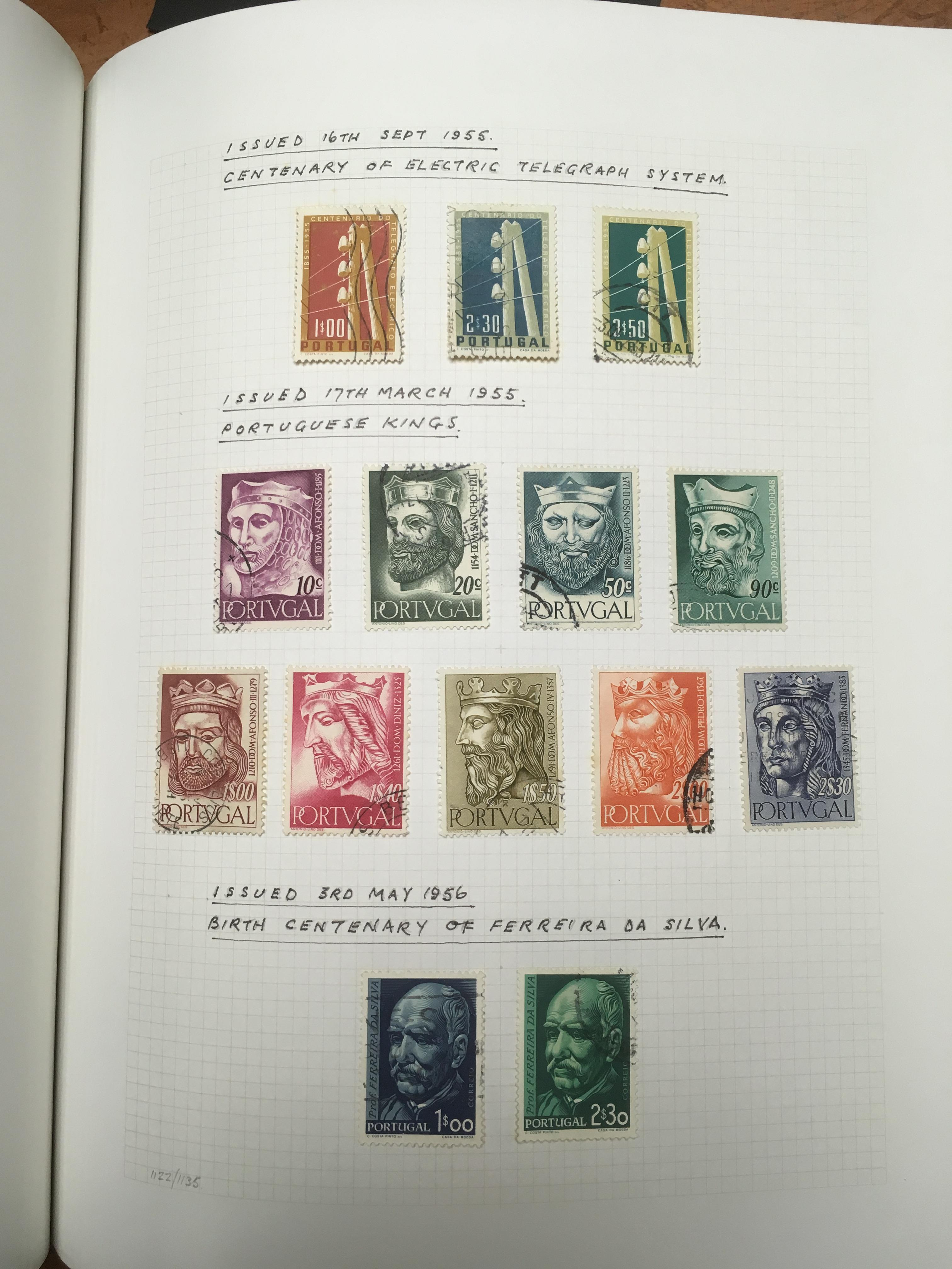PORTUGAL: 1853-1987 MAINLY USED COLLECTI - Image 4 of 4