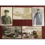 NORFOLK: NORTH WALSHAM: 1907-11 RP POSTC