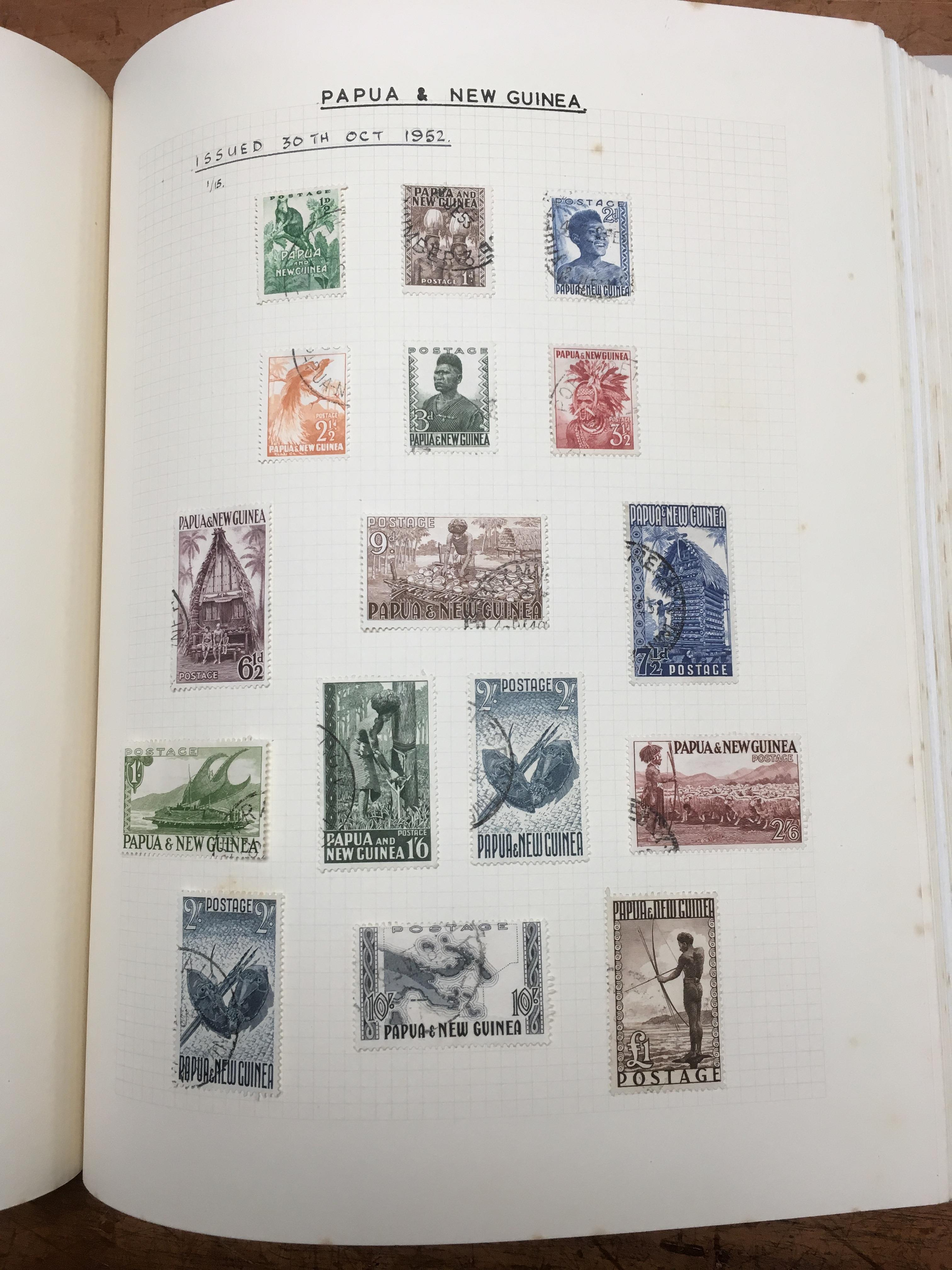 BOX WITH QE2 OG OR USED COLLECTION TO AB - Image 6 of 6