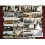SUFFOLK: MIXED POSTCARDS INCLUDING BECCL