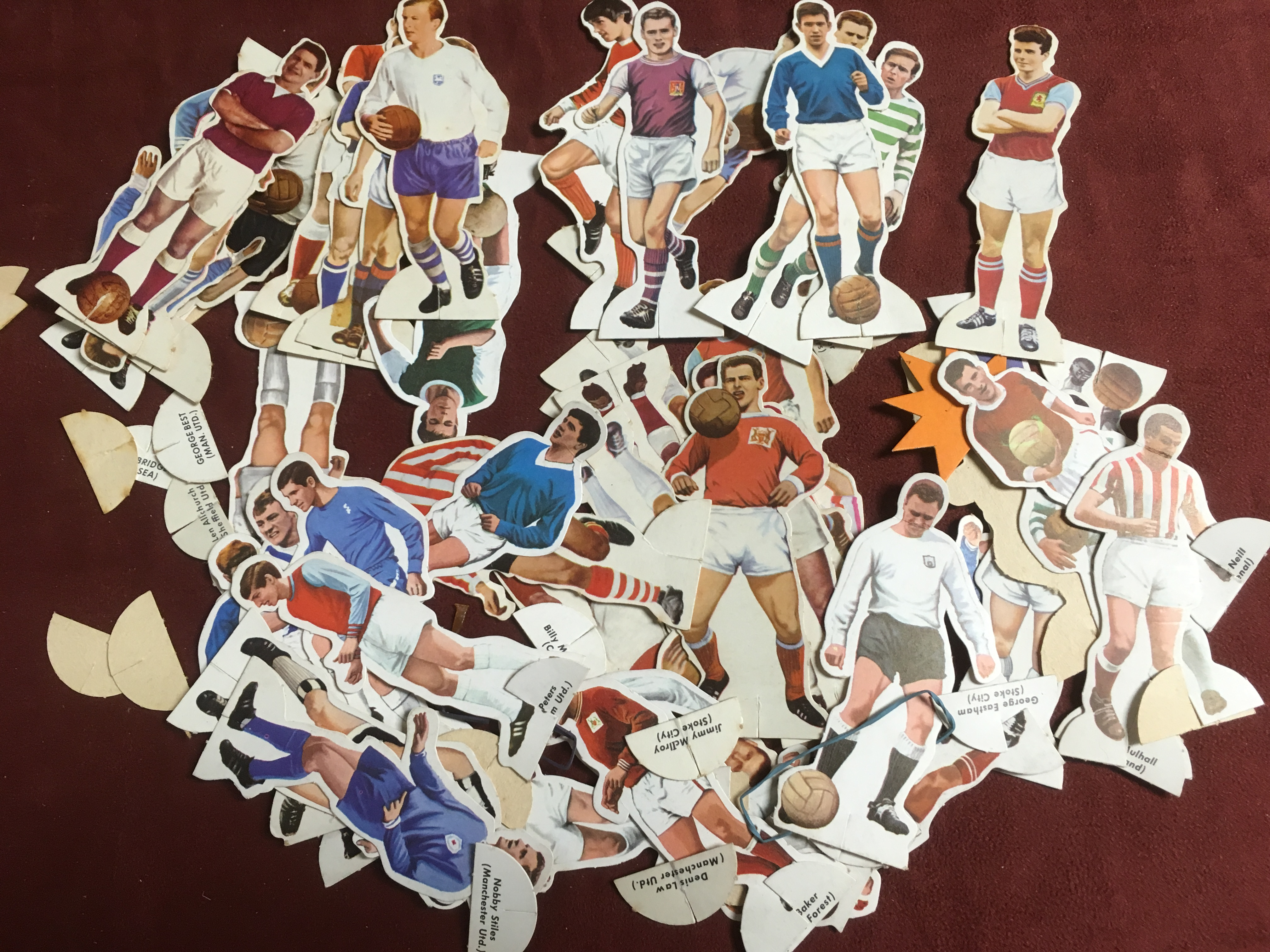 BOX OF FOOTBALL RELATED TRADE AND PUBLIC - Image 6 of 6
