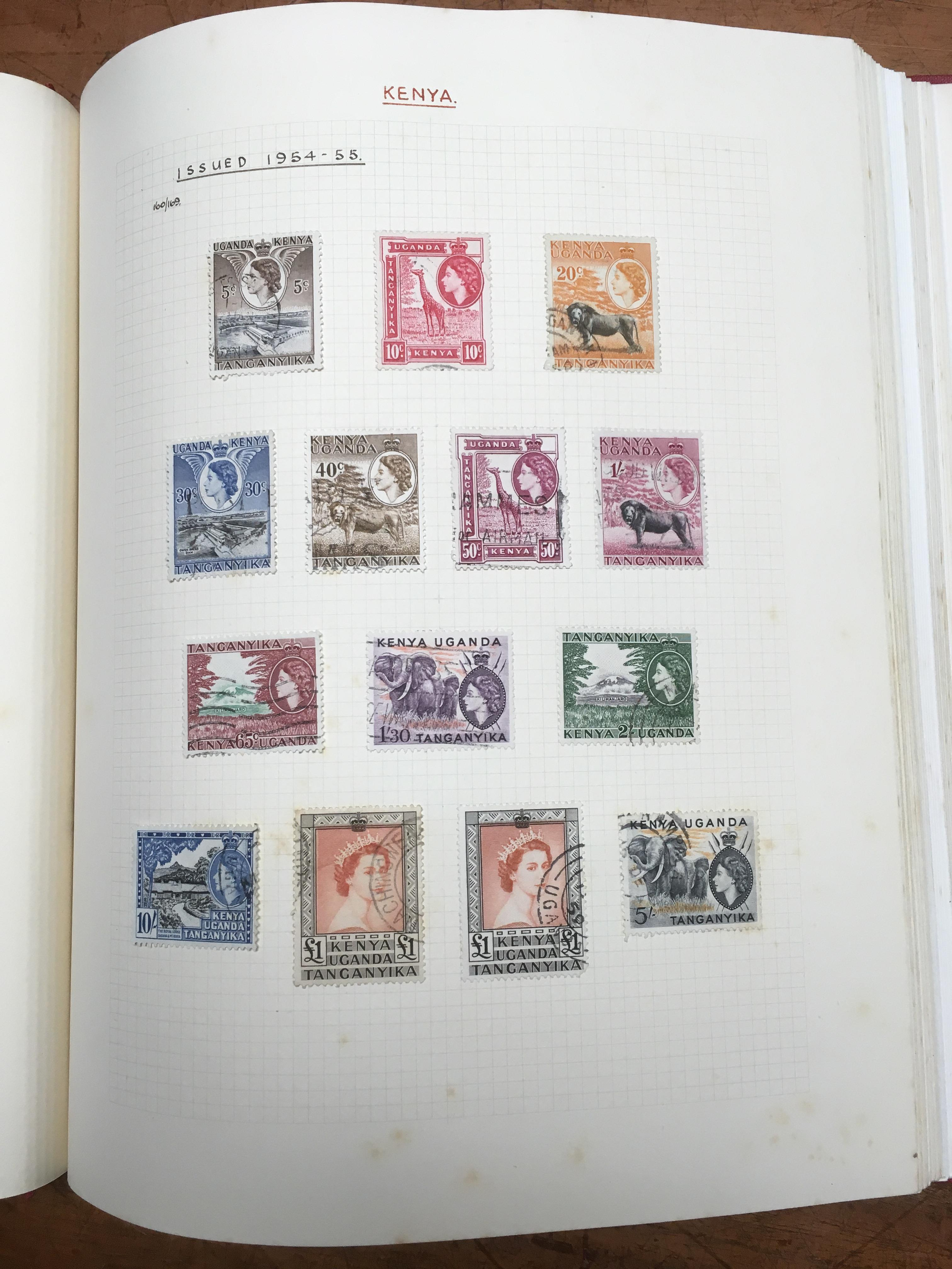 BOX WITH QE2 OG OR USED COLLECTION TO AB - Image 3 of 6