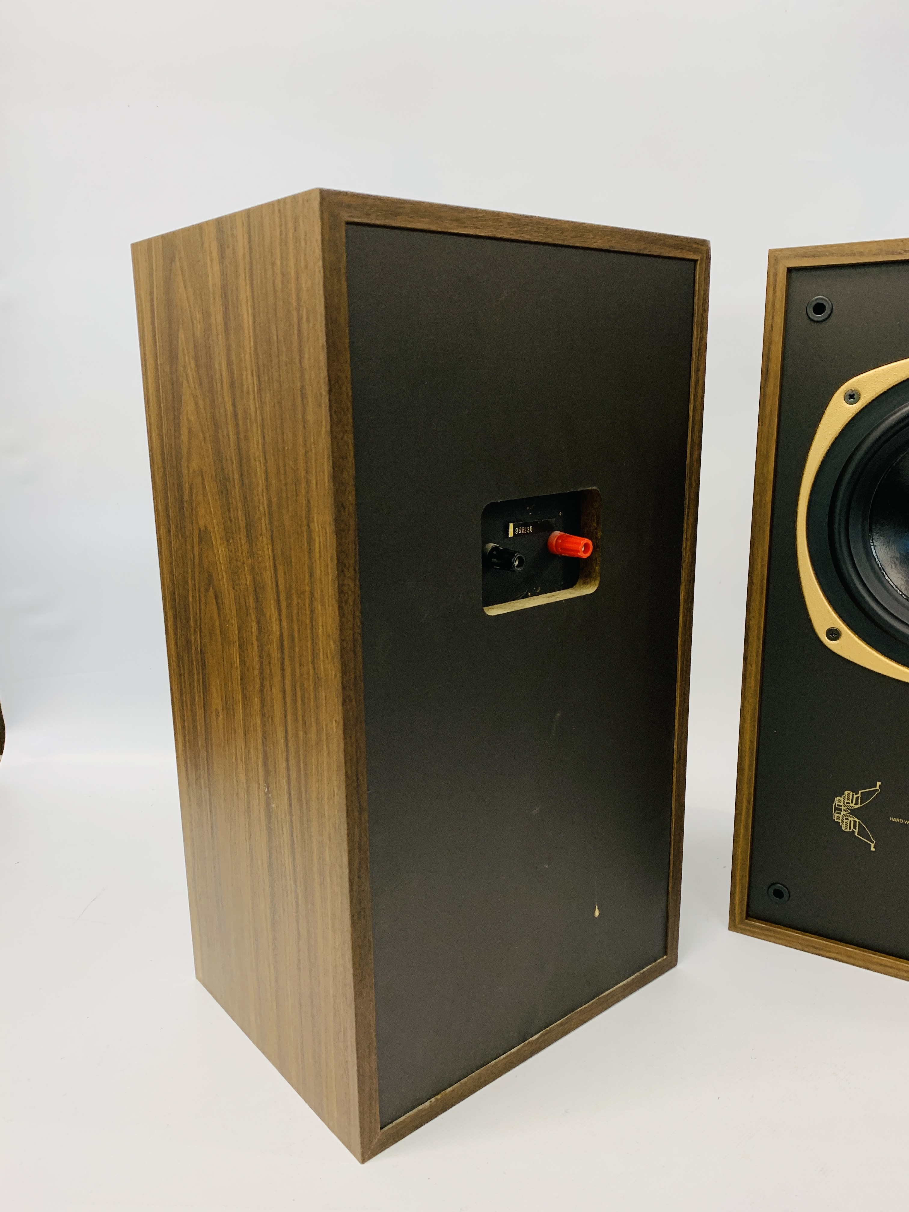 A PAIR OF DC-100 DUAL CONCENTRIC LOUD SPEAKERS - SOLD AS SEEN - Image 8 of 12