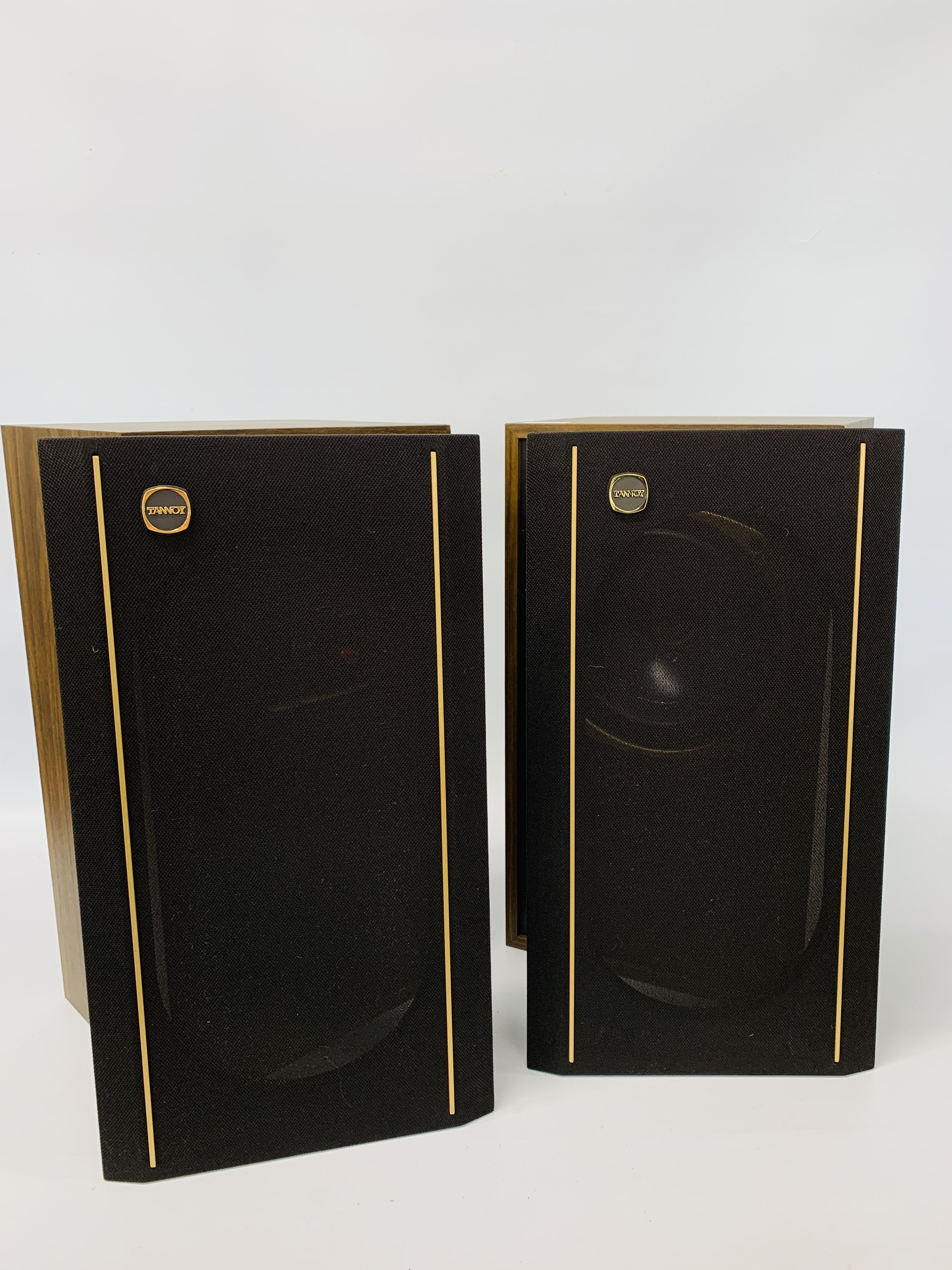 A PAIR OF DC-100 DUAL CONCENTRIC LOUD SPEAKERS - SOLD AS SEEN - Image 10 of 12