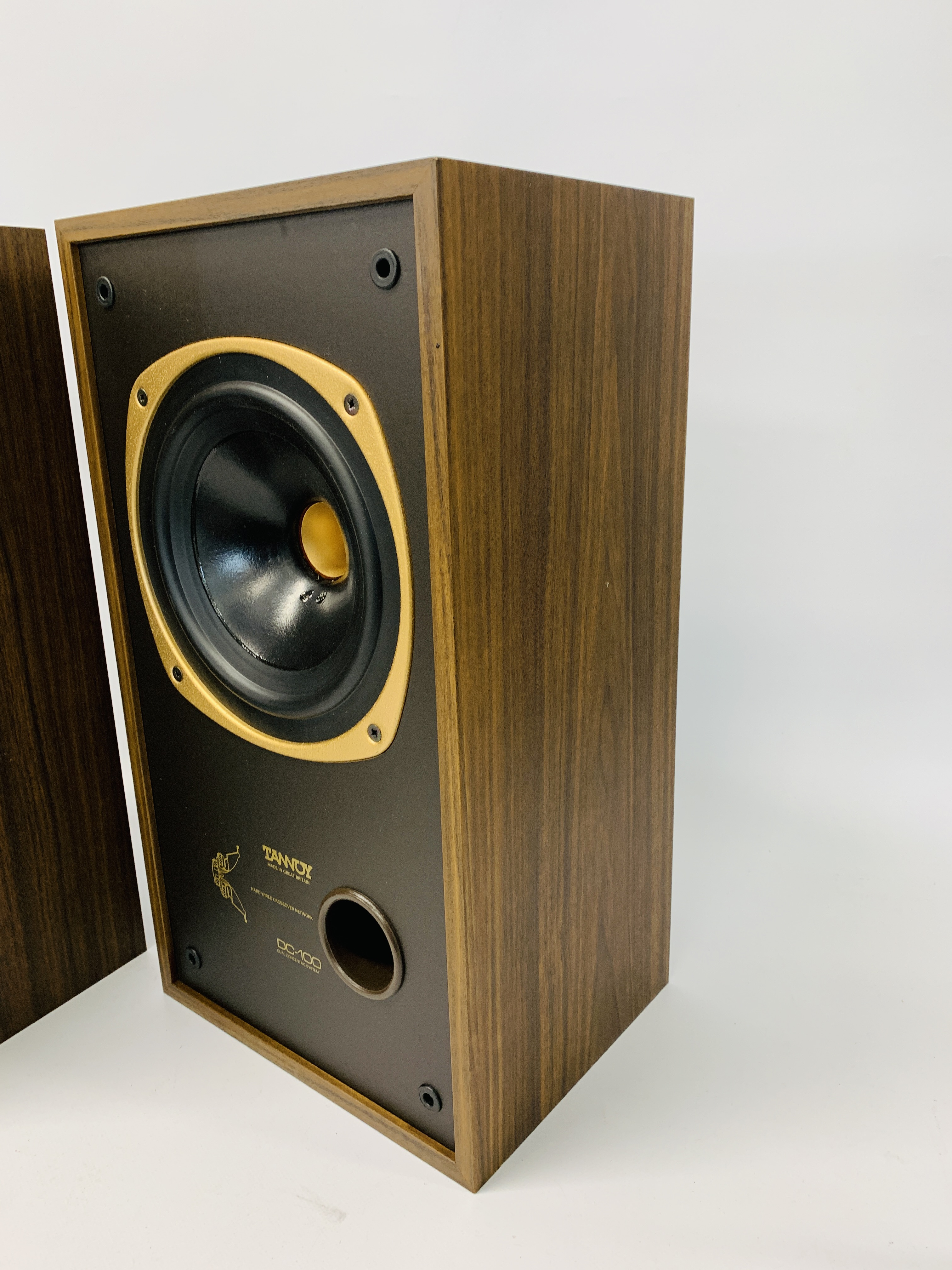 A PAIR OF DC-100 DUAL CONCENTRIC LOUD SPEAKERS - SOLD AS SEEN - Image 2 of 12